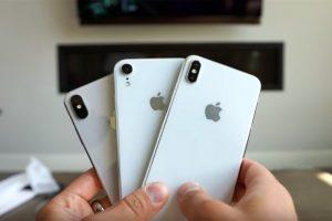 iPhone X 2018 mới