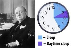 ngủ ít không mệt