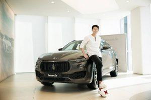 siêu xe của Son Heung-Min