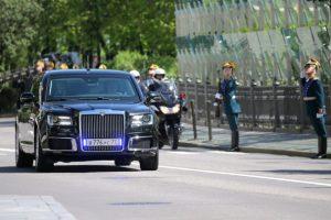 Xe của tổng thống Nga