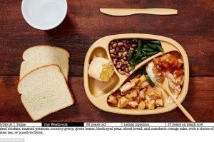 bữa ăn cuối cùng của tử tù