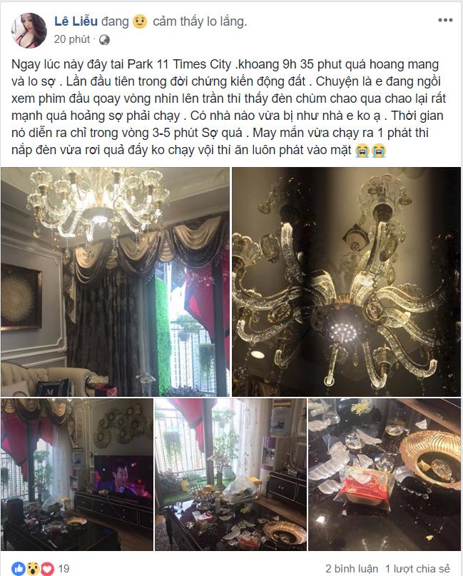 Động đất ở Hà Nội