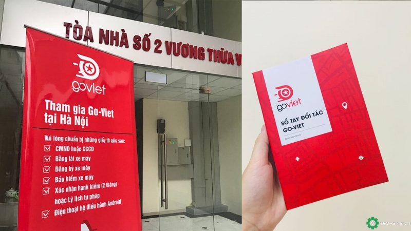 Go-Viet ra mắt tại Hà Nội