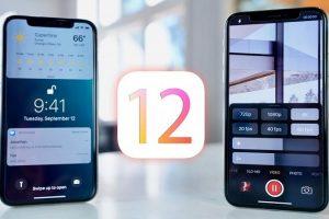 những cải tiến tuyệt vời trên iOS 12