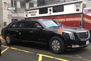 Xe của tổng thống Mỹ