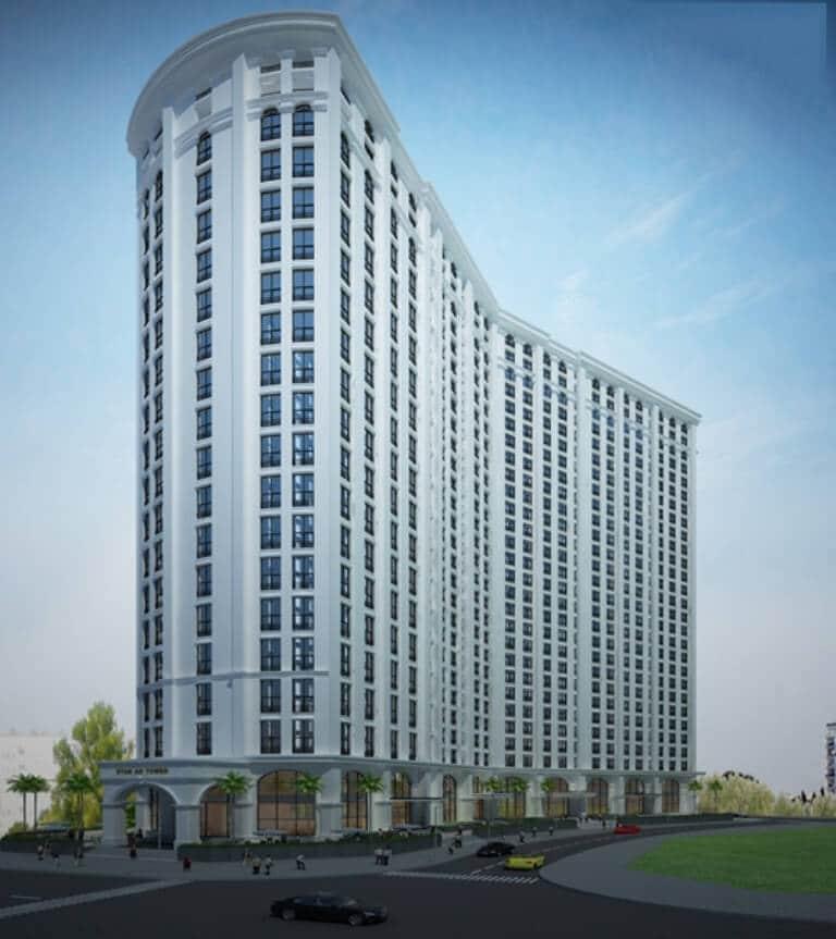 Chung cư đang mở bán dưới 20 triệu/m2 tại Hà Nội