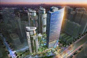 Dự án bất động sản sắp triển khai tại Hà Nội