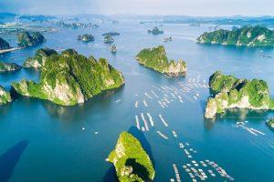 thắng cảnh thiên nhiên nổi tiếng thế giới