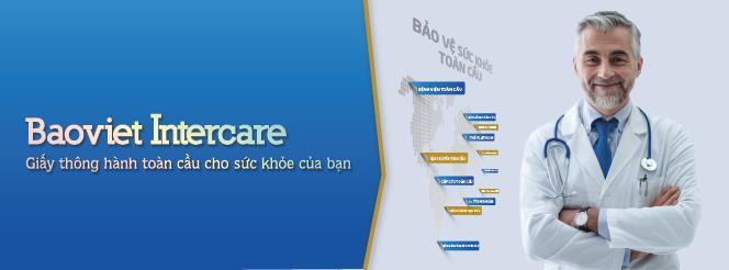 bảo hiểm InterCare Bảo Việt