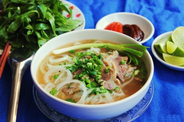 Phở Hà Nội - những món ăn ngon ở Hà Nội