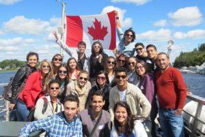 du học hè ngắn hạn Canada
