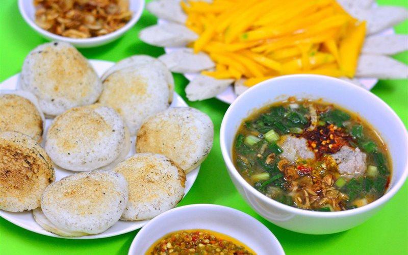 Danh sách các món ăn vặt ở Đà Lạt