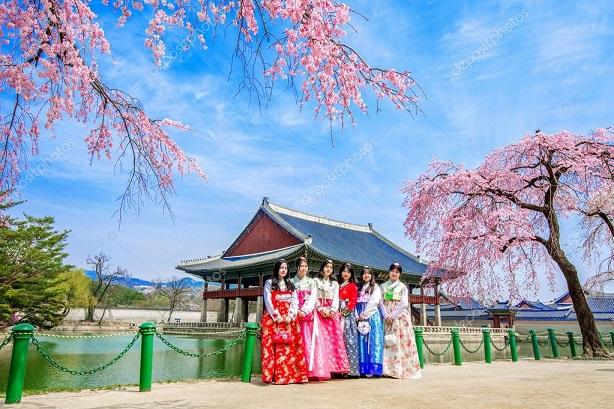 Thủ tục xin cấp visa đi du lịch Hàn Quốc mới nhất
