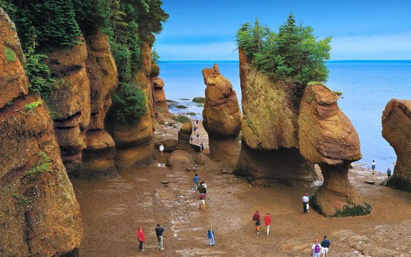 vịnh tại Canada