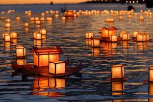 Lễ hội đèn lồng Obon - lễ vu lan nhật bản