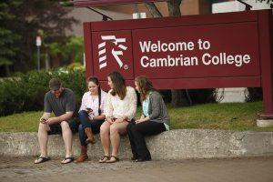 Cao đẳng Cambrian