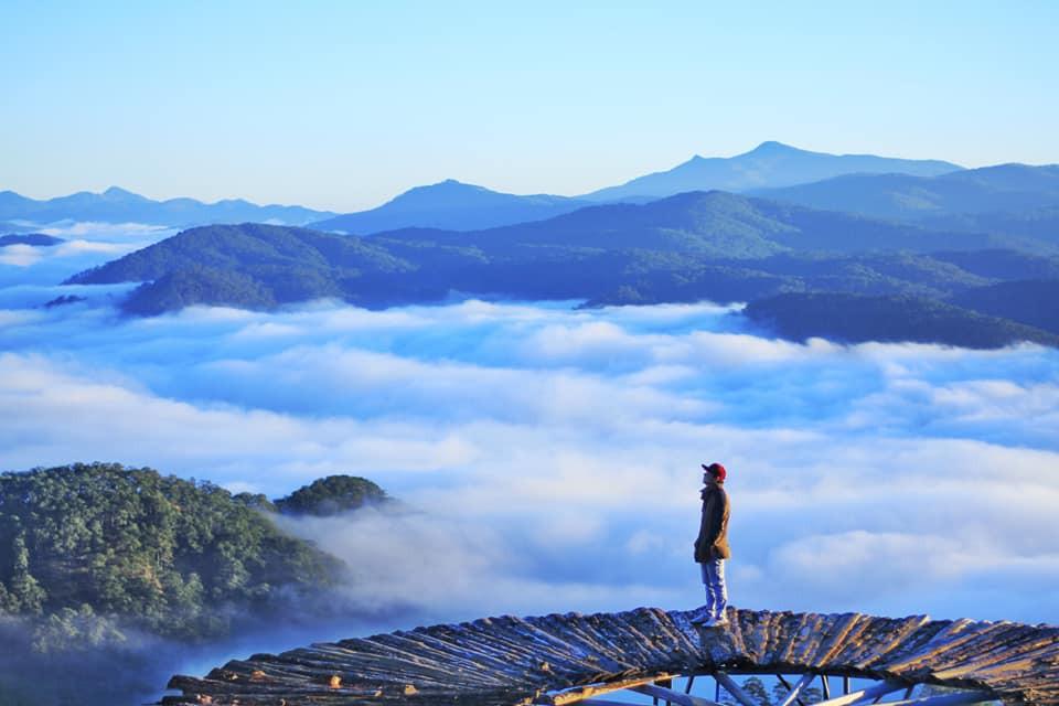 Bật mí kinh nghiệm săn mây tại Đà Lạt từ phượt thủ