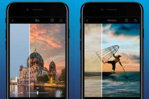 Enlight Quickshot - app chỉnh mây đẹp dành cho iOS