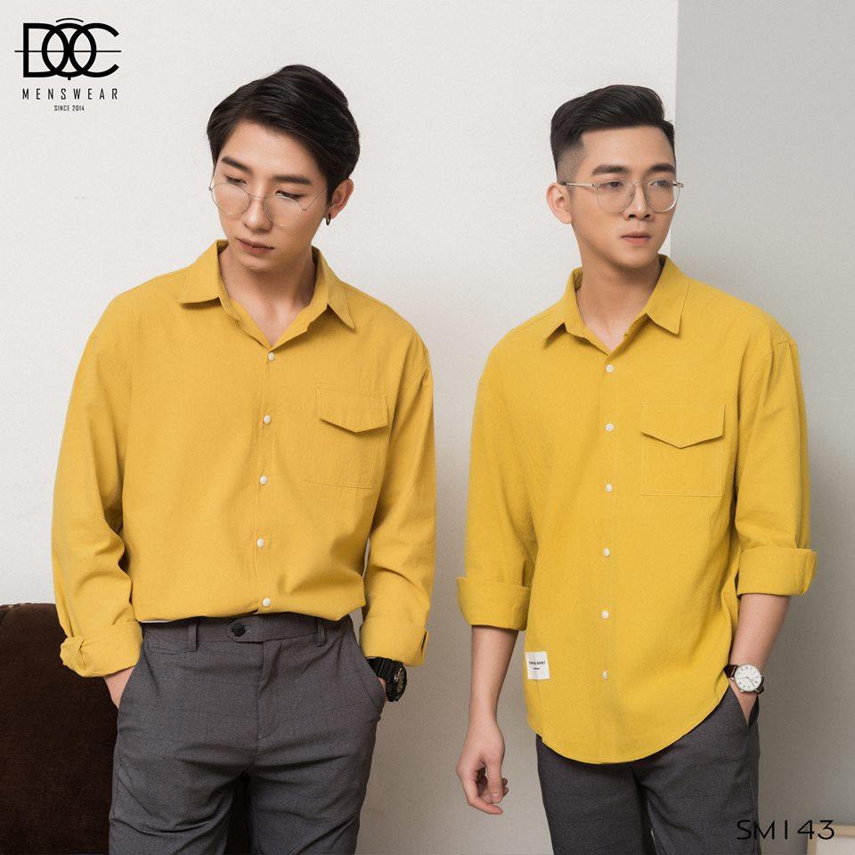 5 shop quần áo nam Hà Nội