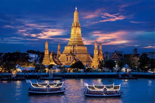 Những địa điểm du lịch nổi tiếng ở Thái Lan nhất định phải ghé thăm