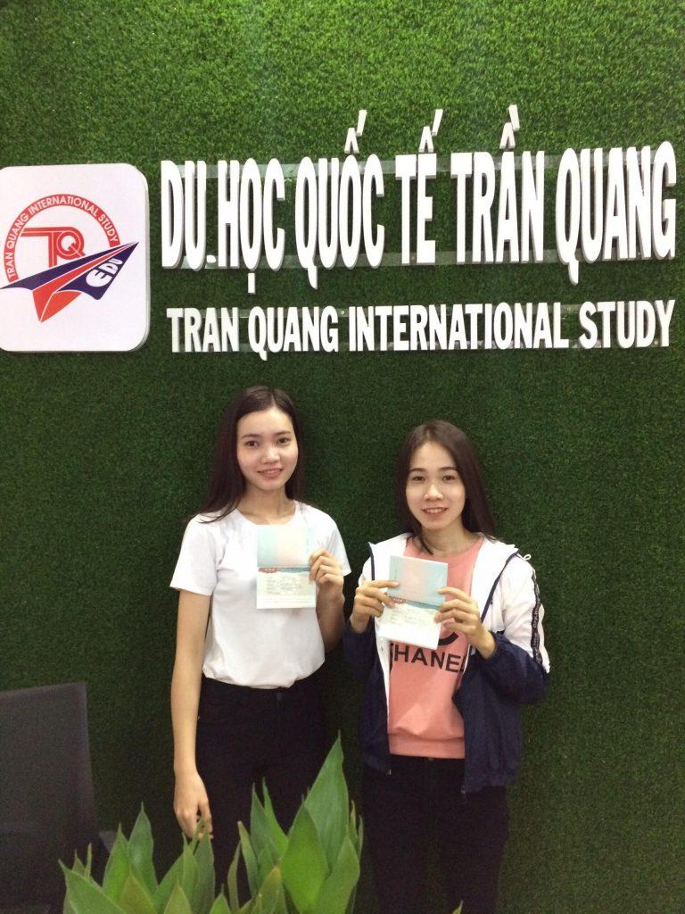 Học viên cũ chia sẻ thông tin du học Hàn Quốc