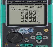 thiết bị đo điện năng tiêu thụ