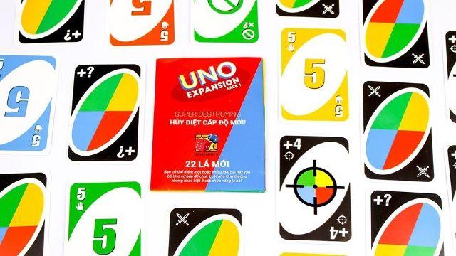 Luật chơi UNO mở rộng chi tiết với nhiều chiến thuật kịch tính hơn