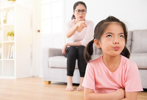 Cách dạy trẻ khi không nghe lời
