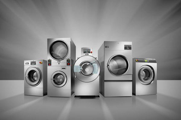 Ý nghĩa lực G-Force trong máy giặt công nghiệp