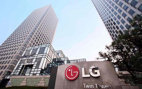 thương hiệu máy giặt LG