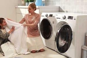 Máy giặt khô bao nhiêu tiền